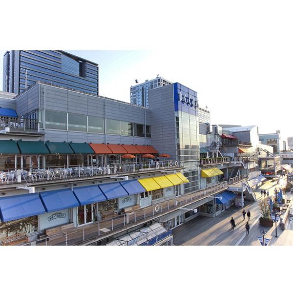 デックス東京ビーチ お台場 decks tokyo beach