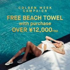 GOLDEN WEEK CAMPAIGN