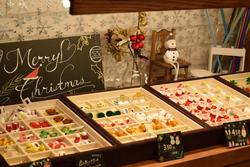クリスマスの思い出をキャンドルで残しませんか?