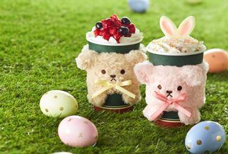 3月15日(木)START!! タリーズの新ドリンクで春を先取り!!