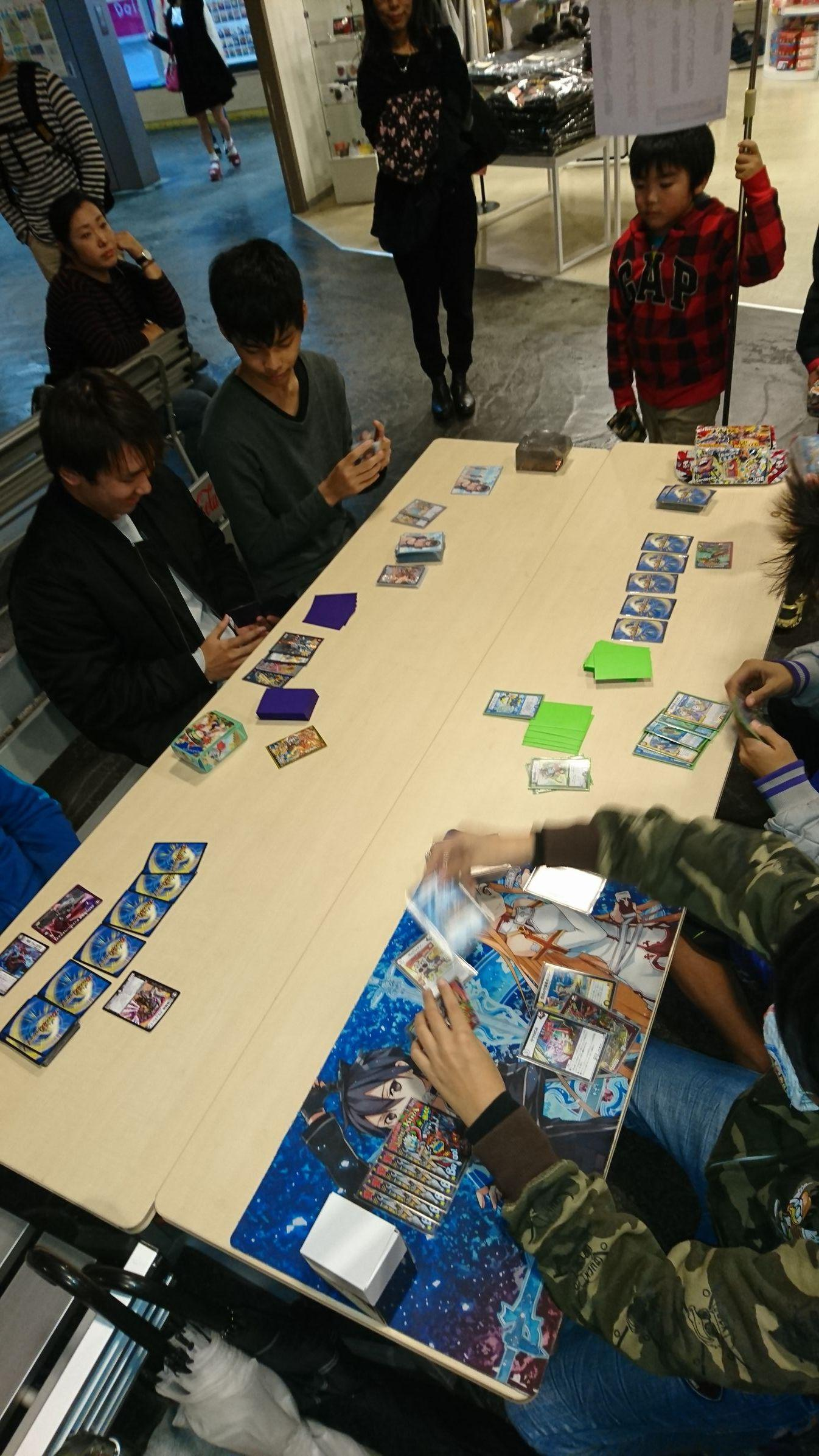 お台場バンバントレカ大会開催!