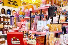 国内最大規模のKAKAO FRIENDS期間限定ストアが12月8日から、ラオックスデックス東京ビーチ台場店にOPEN!