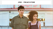 『JINS × FREAK'S STORE』コラボメガネ発売!