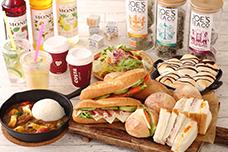 MARUNOKI CAMP CAFE FOOD MARKET