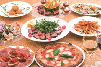 Trattoria Pizzeria LOGIC お台場