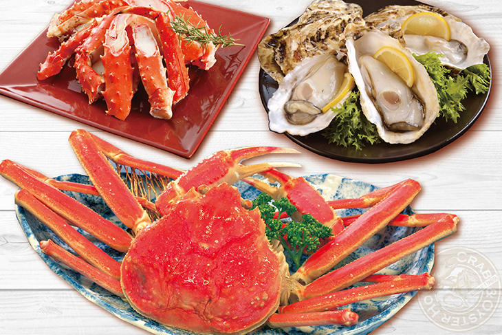 CRAB & OYSTER HOUSE メヒコ