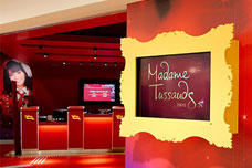 Madame Tussauds Tokyo (Entrance)